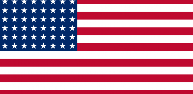 Hearts of Iron IV AAR - American Flag