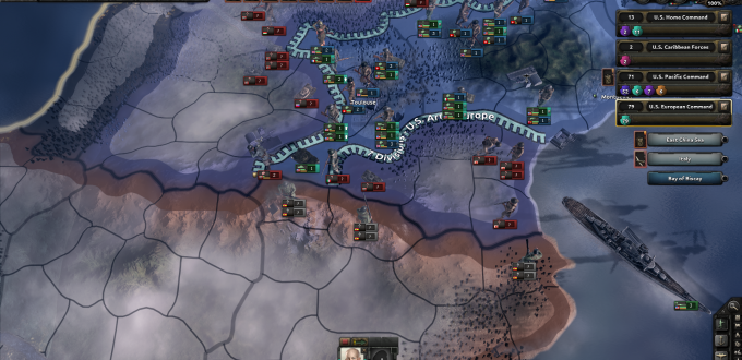 Hearts of Iron IV AAR - Toulouse Pocket