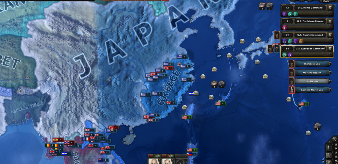 The Liberators - Hearts of Iron IV AAR - Greek China