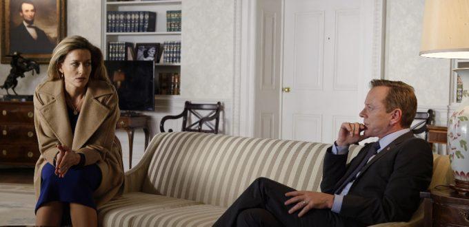 Designated Survivor - Tom and Alex - Oval Office