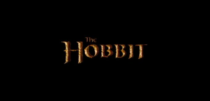 The Hobbit - Title