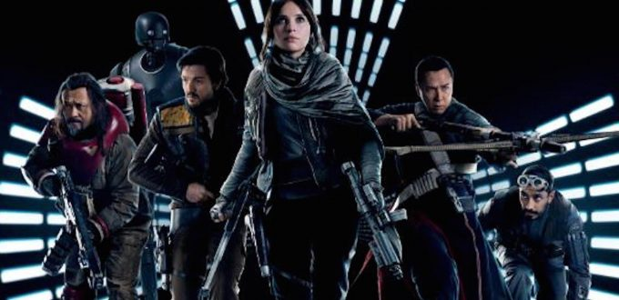 Star Wars Rogue One - Cast