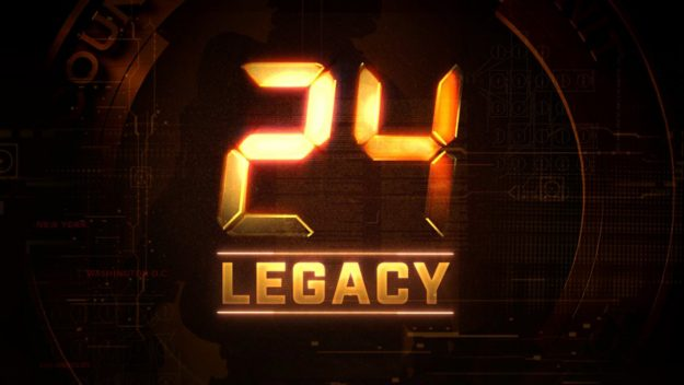 24: Legacy - Logo