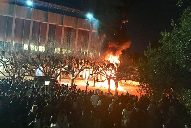 Milo Yiannopoulos - University of California, Berkeley Riots