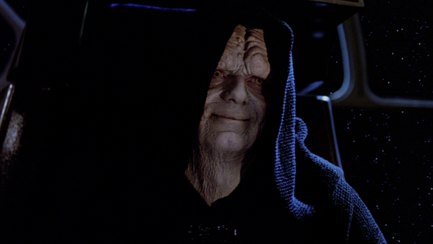 Star Wars: Return of the Jedi - Emperor Palpatine