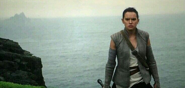 Star Wars: The Force Awakens - Rey - Ending