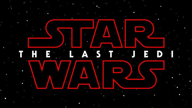 Star Wars: The Last Jedi - Logo