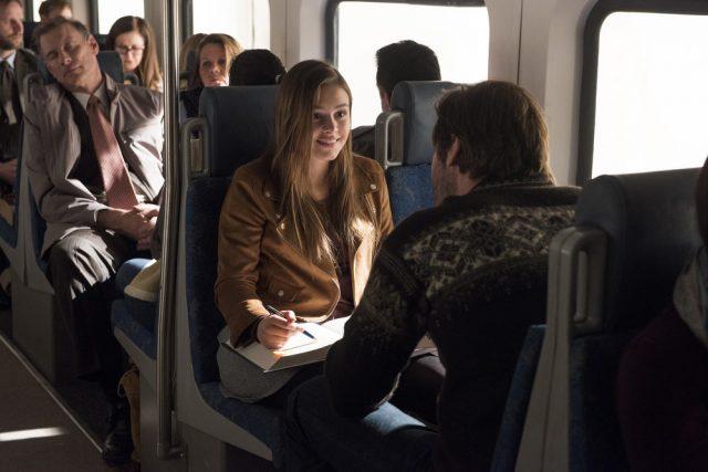 Taken - NBC - Pilot - Train