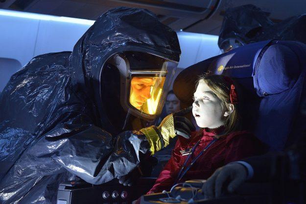 The Strain - Pilot - Horror