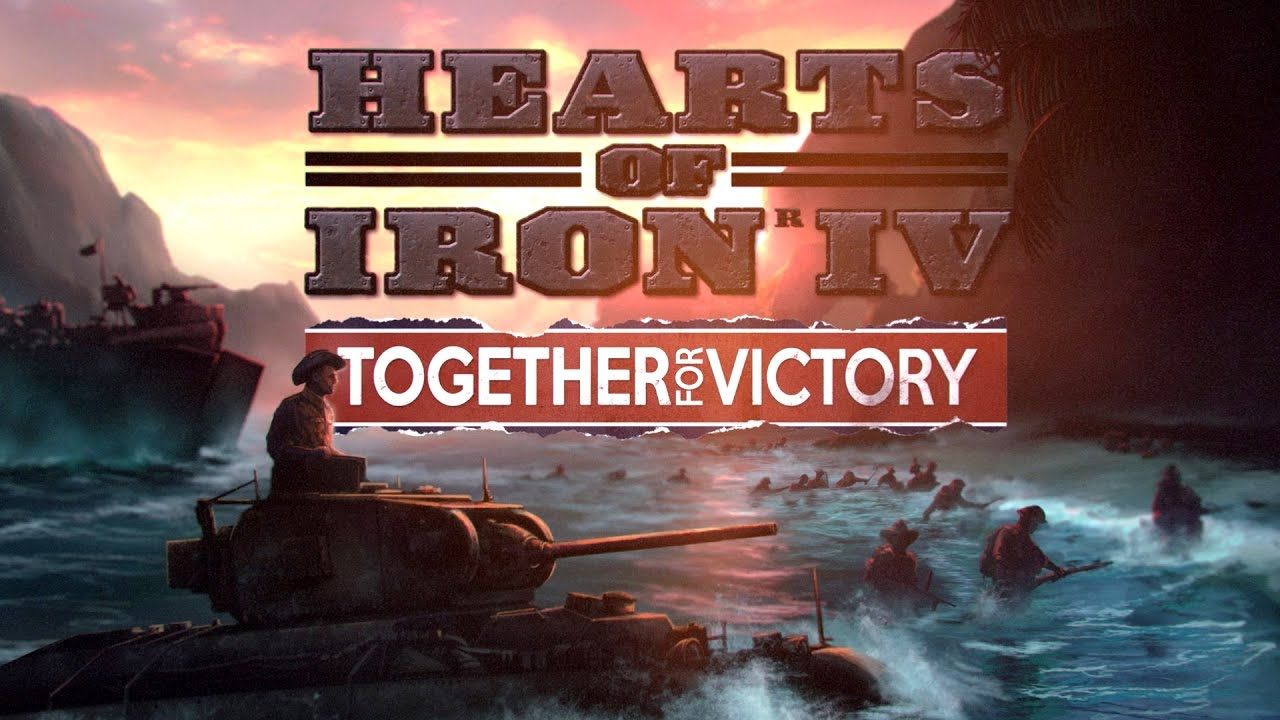 Let's Examine Hearts of Iron IV: Together For Victory  - Eric Mrozek