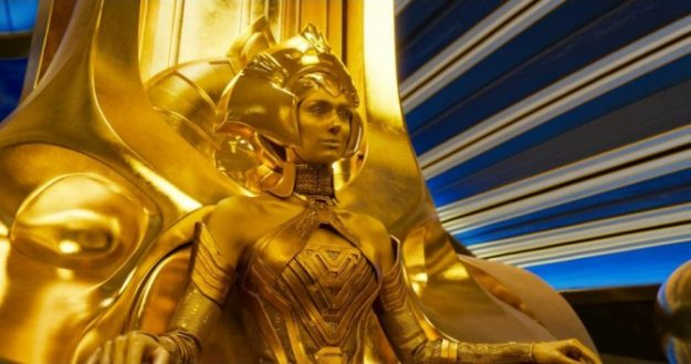 Guardians of the Galaxy Vol. 2 - Ayesha - Sovereign - Review