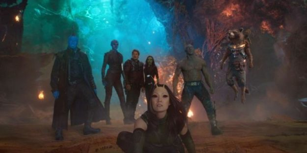 Guardians of the Galaxy Vol. 2 - Review - Cast