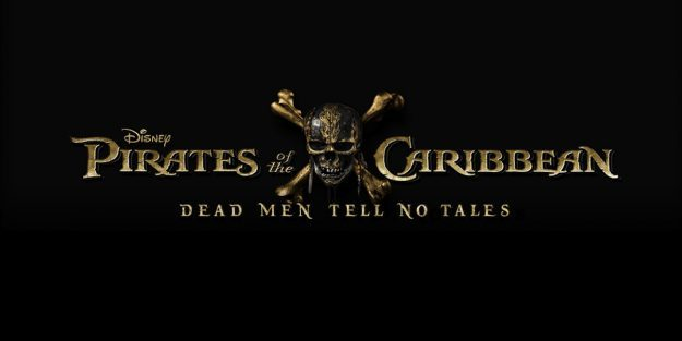 Pirates of the Caribbean: Dead Men Tell No Tales - Logo - Review