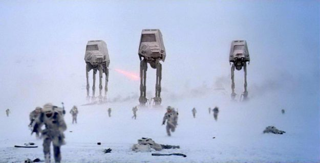 Star Wars - The Empire Strikes Back - Battle of Hoth