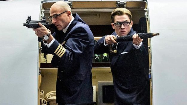 Kingsman: The Golden Circle - Fight 2