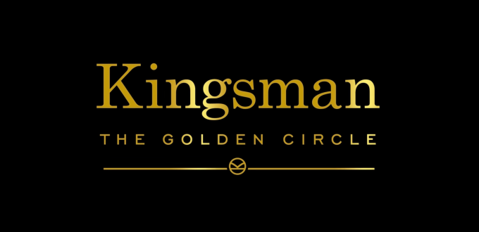 Kingsman: The Golden Circle - Logo