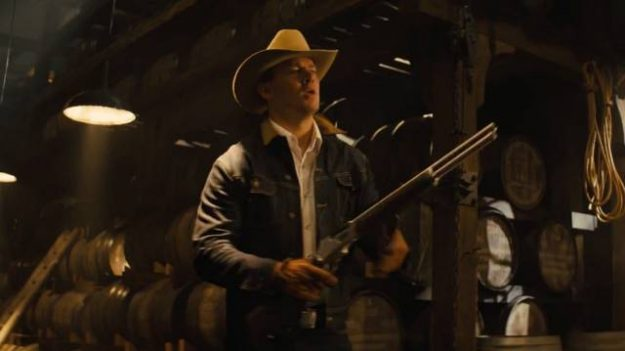 Kingsman: The Golden Circle - Tequila
