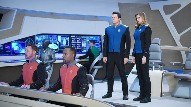 The Orville - Bridge