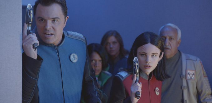The Orville - Firefight