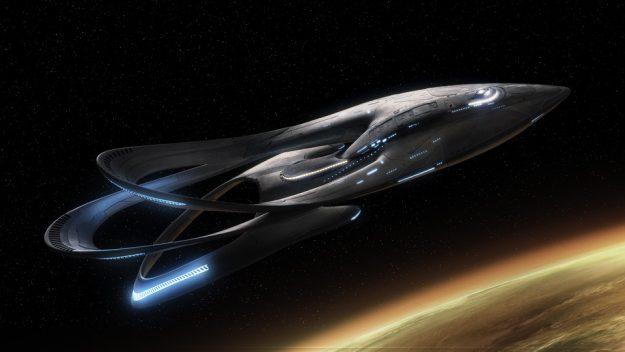 The Orville - Ship Exterior