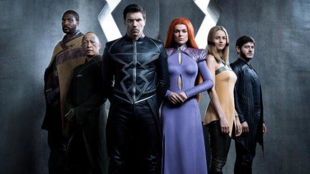 Marvel's Inhumans - Cast