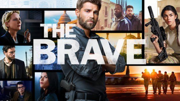 The Brave - Logo