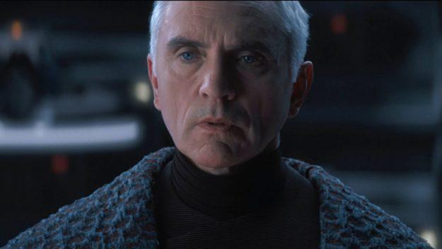 Star Wars: Episode I - The Phantom Menace - Chancellor Valorum
