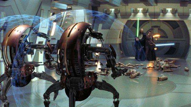 Star Wars: Episode I - The Phantom Menace - Fight