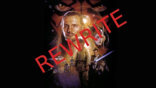 Star Wars: Episode I - The Phantom Menace - Rewrite