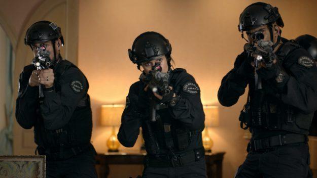 SWAT - Fight
