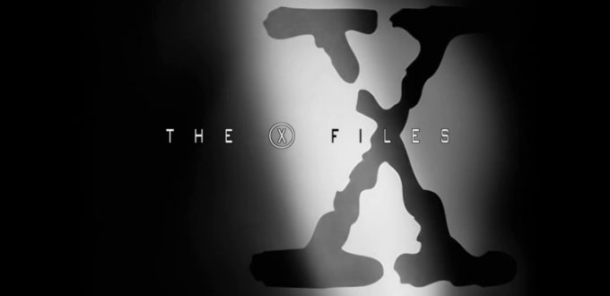 The X-Files - Opening - Logo