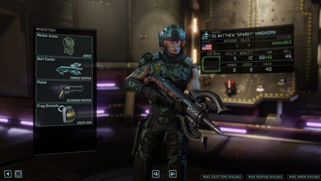 XCOM 2 - Alien Hunters - Bolt Caster