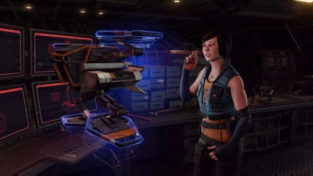 XCOM 2 - Shen's Last Gift - Lily Shen and ROV-R