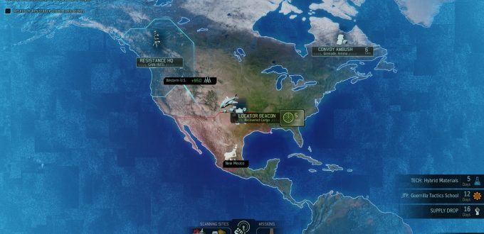 XCOM 2 - Strategy Layer