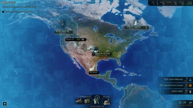 XCOM 2 - Strategy Layer