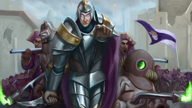 Revolution - Maereath: The War of the Democratic Coalition - Writing Diary - Thrakoth and the Telurian Empire