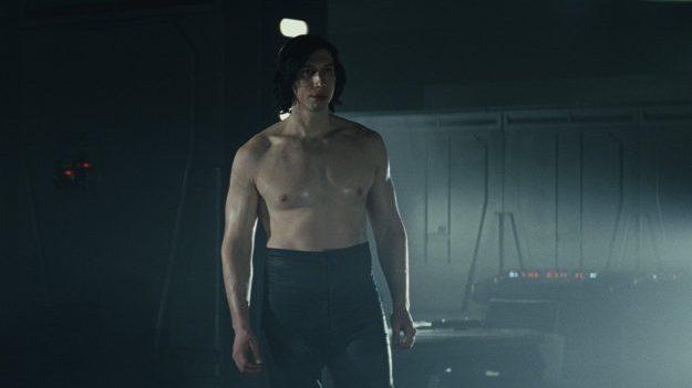 Star Wars: The Last Jedi - Swole Kylo Ren