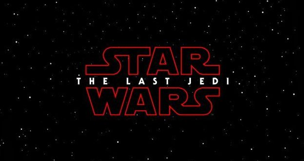 Star Wars: The Last Jedi - Title