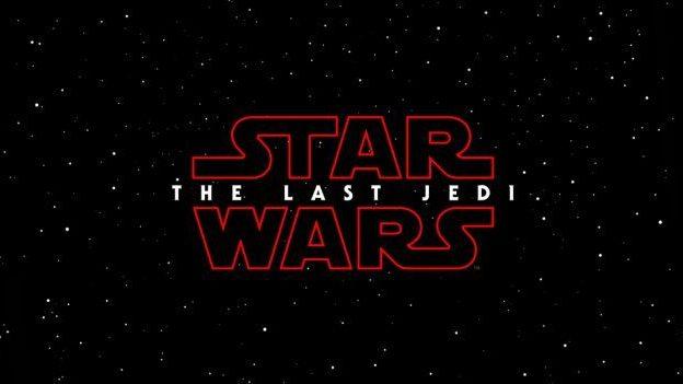 Star Wars: The Last Jedi - Title