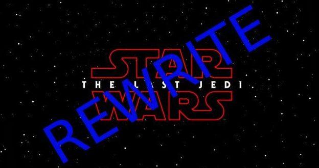 Star Wars: The Last Jedi - Rewrite