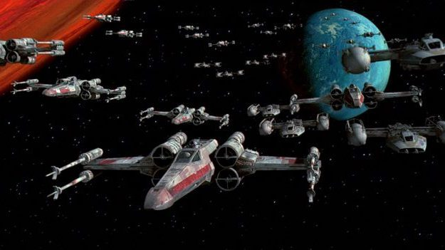 The Oscars - Star Wars - Battle of Yavin