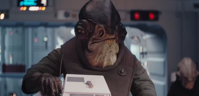 Star Wars - Rogue One - Admiral Raddus